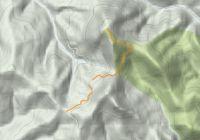 Licoş (dinspre Neghireş)